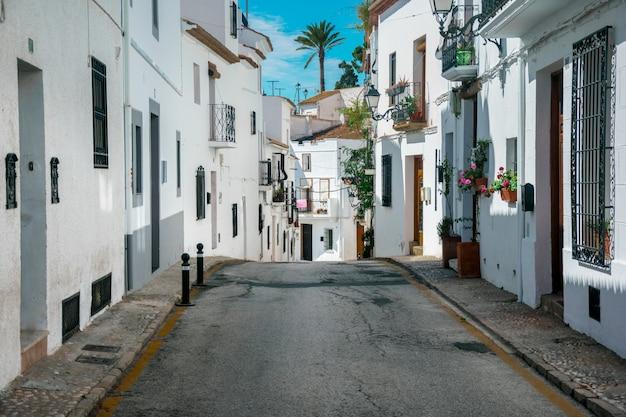 スペインアルテア市 Premium写真