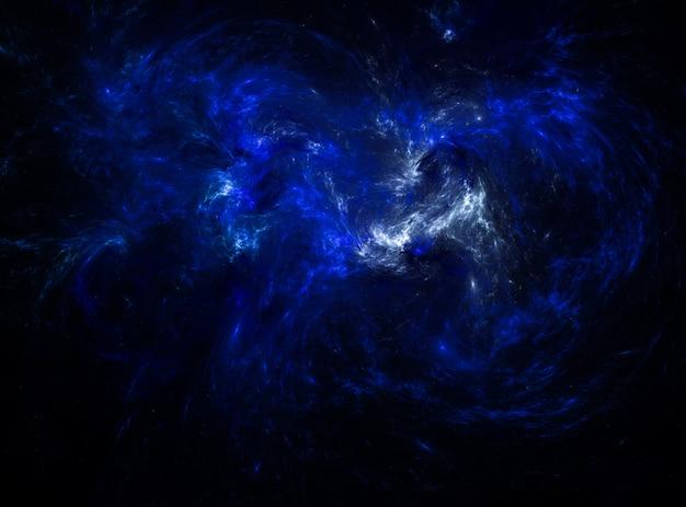 星空宇宙背景テクスチャ Premium写真