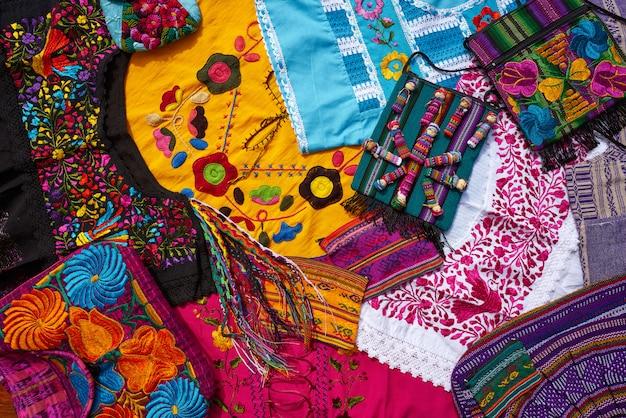 Майя мексиканские сувениры ручной работы микс Premium Фотографии