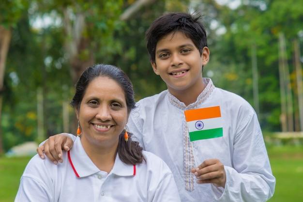 День независимости индии Premium Фотографии