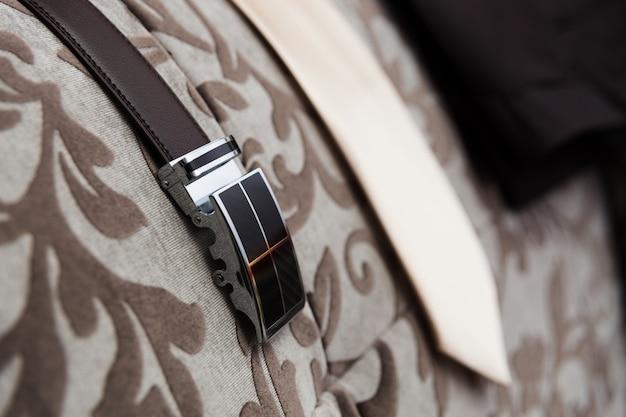 Мужская одежда и аксессуары Premium Фотографии