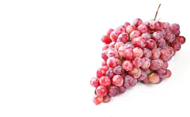 Виноградная гроздь - розовый сорт Premium Фотографии