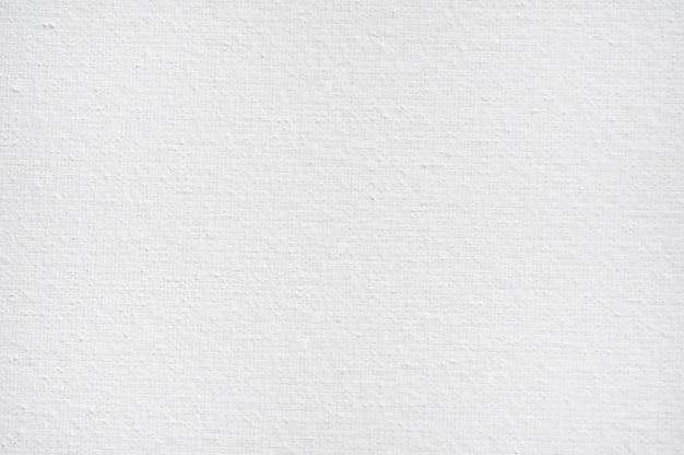 クローズアップホワイトコットンキャンバス生地の背景 Premium写真