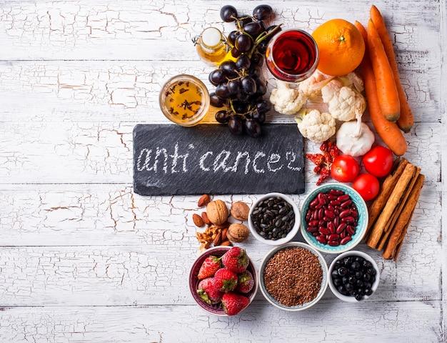 がん対策製品。健康食品 Premium写真