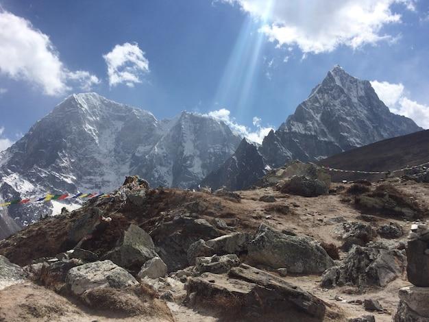 ネパールへの旅 無料写真