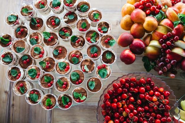 Вкусные и красивые сладости Бесплатные Фотографии