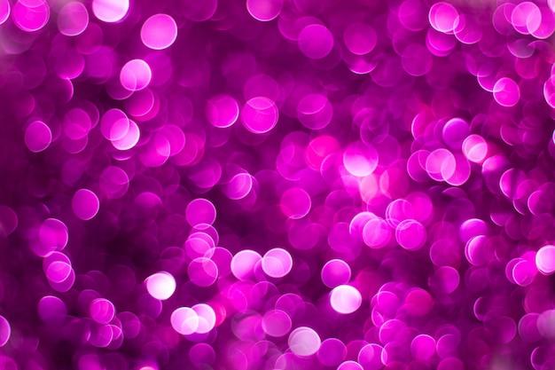 紫色の光沢のある抽象的な背景 Premium写真