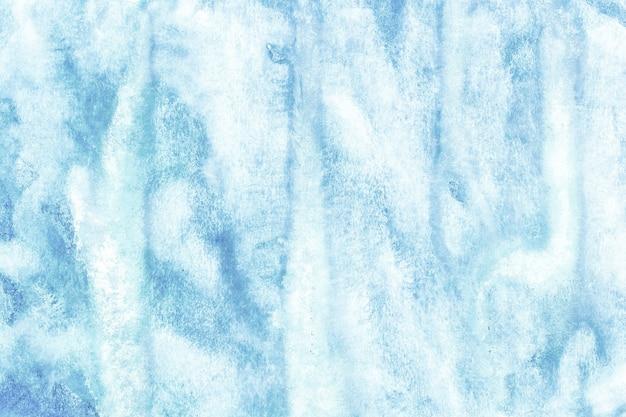 白い背景の抽象的な水彩画アートハンドペイント。 Premium写真