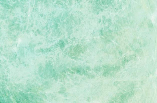 緑の大理石の石造りの壁テクスチャ背景でクローズアップ表面大理石模様 Premium写真