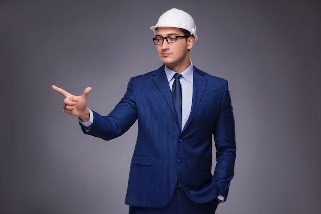 産業コンセプトの若い建築家 Premium写真