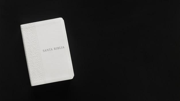 白い聖書ヒイラギの聖書 無料写真