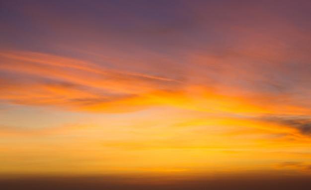 ザンジバルの海に沈む夕日 Premium写真