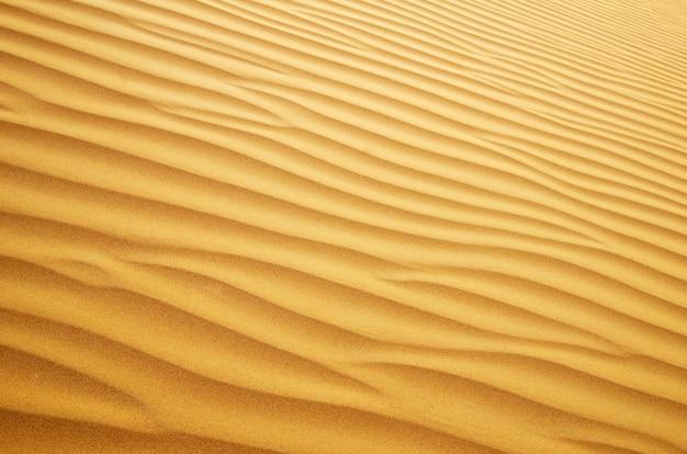 砂のテクスチャ背景 Premium写真