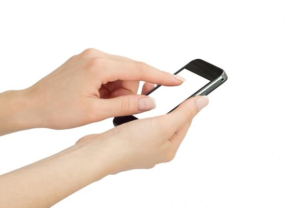 携帯電話 Premium写真