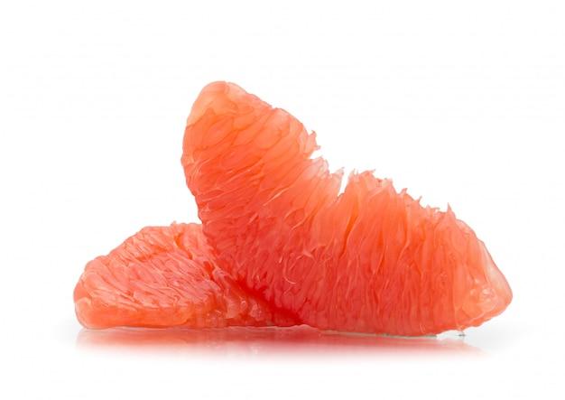 白のグレープフルーツ Premium写真
