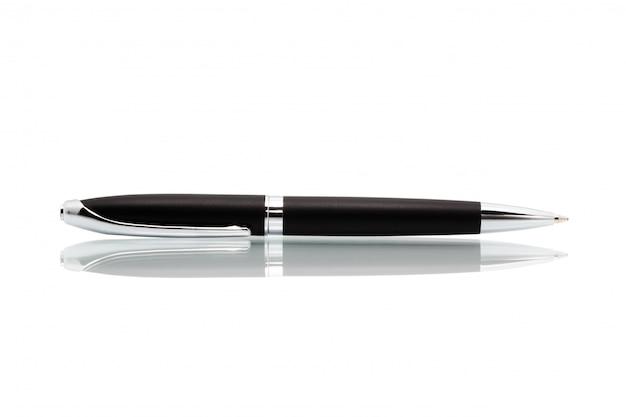 白い背景で隔離のペン Premium写真