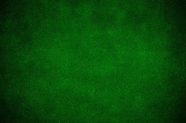 グリーンポーカーの背景 Premium写真