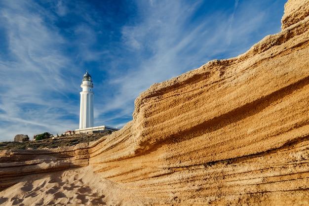 トラファルガー灯台、カディス Premium写真