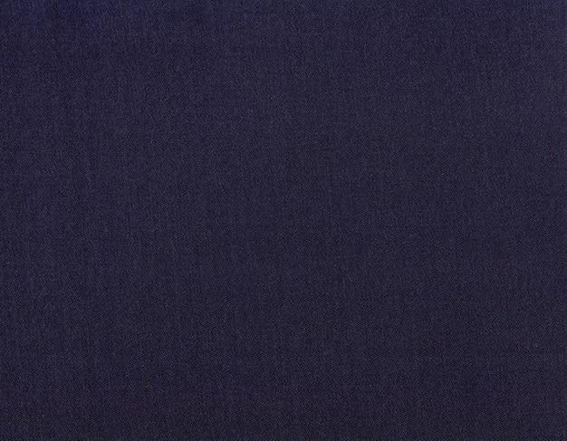Синий холст текстуру фона Premium Фотографии