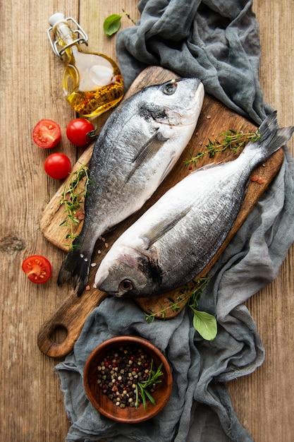 鮮魚ドラド Premium写真