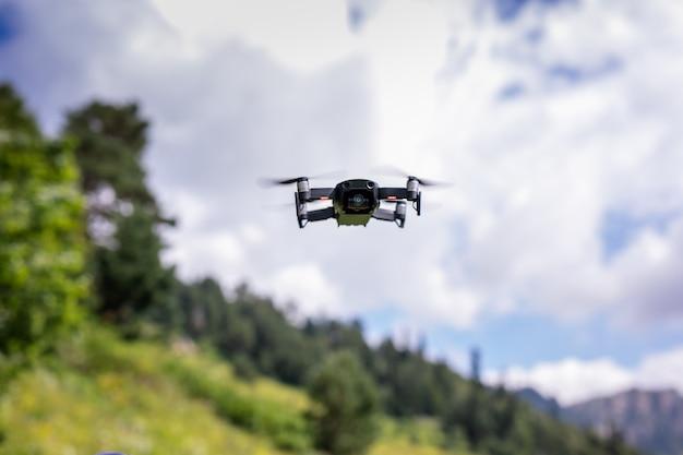 デジタルカメラ付きドローンクアドロコプター Premium写真