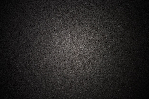 黒い金属の背景やテクスチャ Premium写真