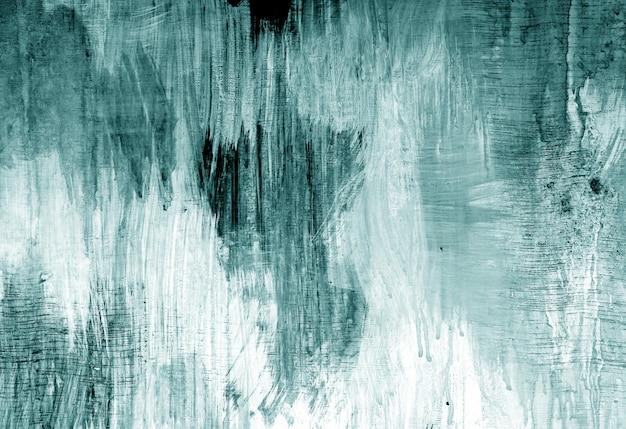 緑の水彩画は、テクスチャと自然な抽象的な背景を色します。 Premium写真