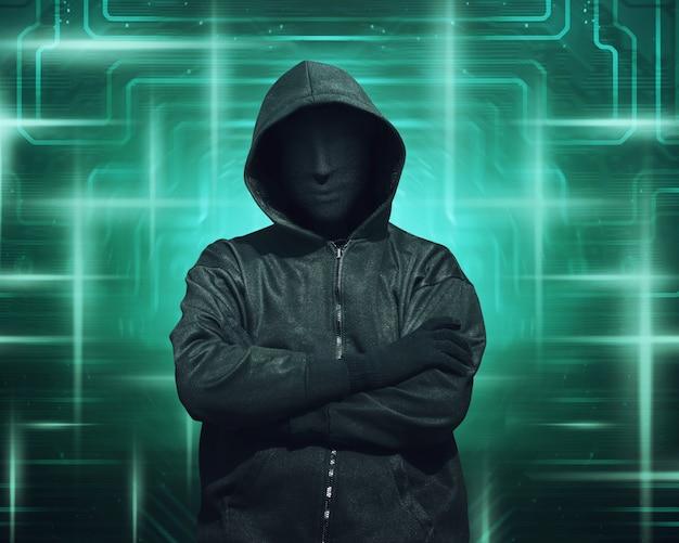 Крутые картинки хакеров в масках хакеров и в белых кофтах, рассказы картинками