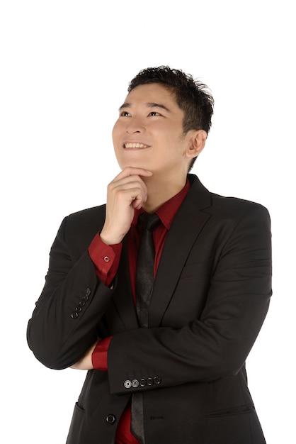 アジアのビジネスマン Premium写真