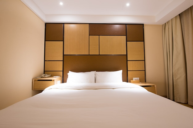 豪華なモダンな和室。 Premium写真