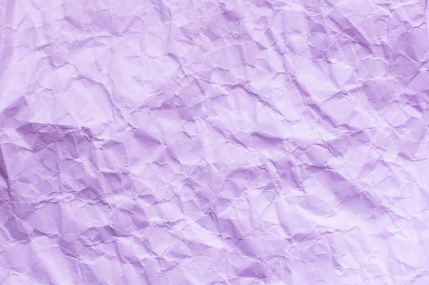 しわくちゃのピンクのクラフトパッケージ紙 Premium写真