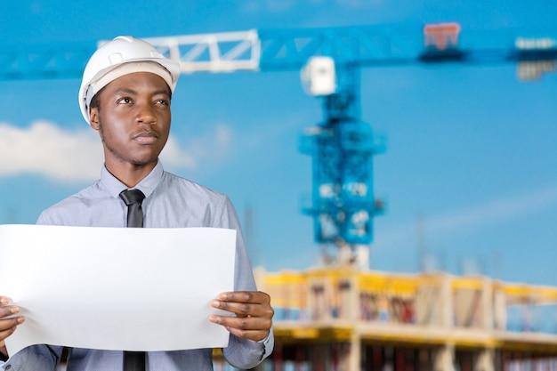 建設エンジニア Premium写真