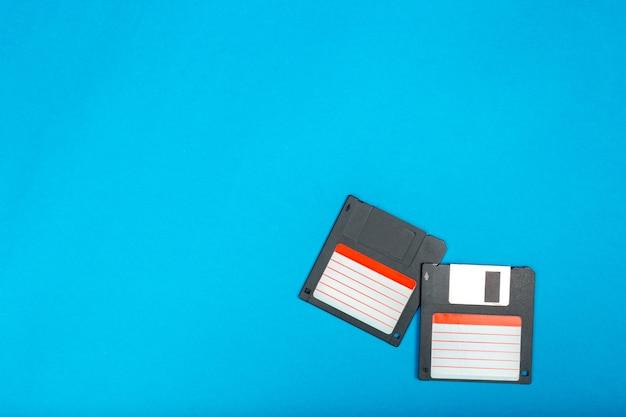 コンピュータフロッピーディスク Premium写真
