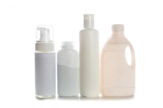 ハウスクリーン用洗浄剤プラスチック容器 Premium写真