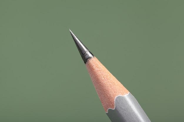 鉛筆をクローズアップ Premium写真