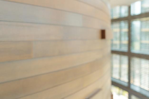 ぼやけたオフィスインテリアスペース Premium写真