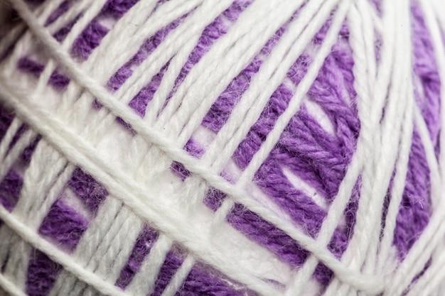 繊維の背景 Premium写真