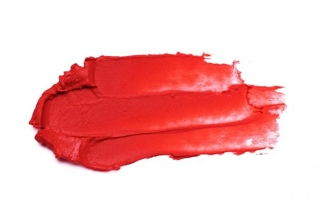 赤い口紅 Premium写真