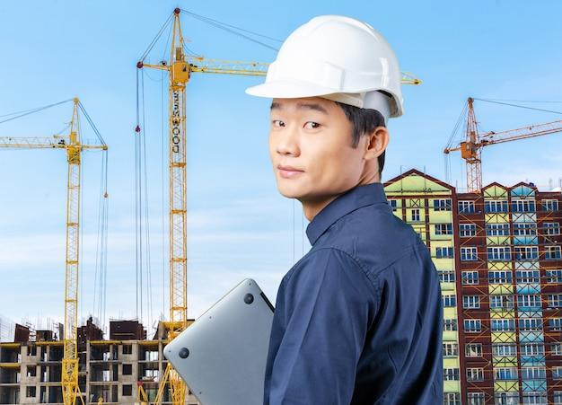 建設技師 Premium写真