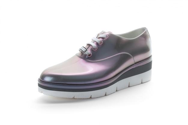 Женская обувь на плоской подошве Premium Фотографии
