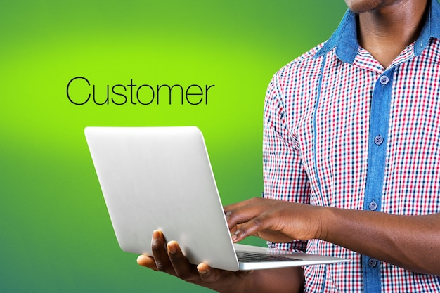 顧客価値の概念 Premium写真