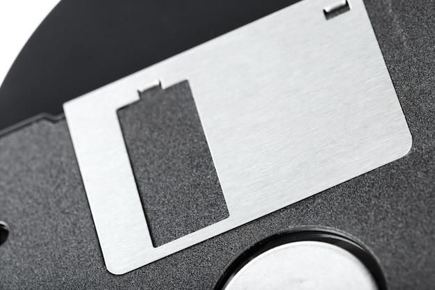 分離されたフロッピーディスク Premium写真