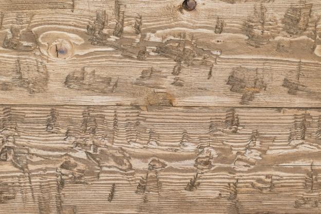 茶色の木の板のテクスチャ。カントリースタイル。 Premium写真