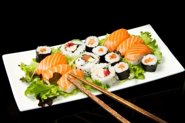 寿司 Premium写真