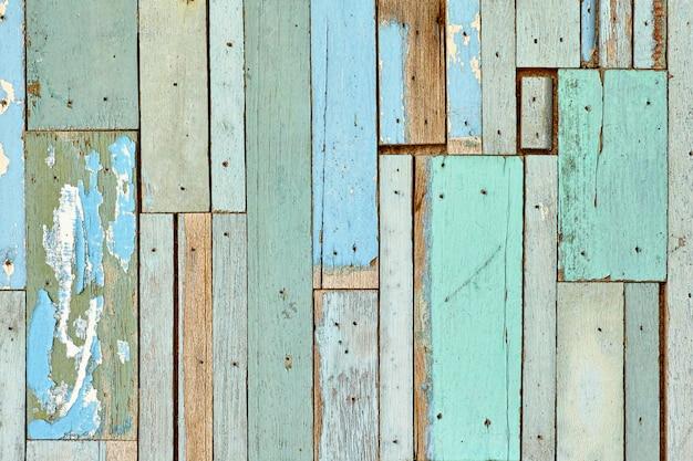 Цвет стен текстура дерево фон Premium Фотографии