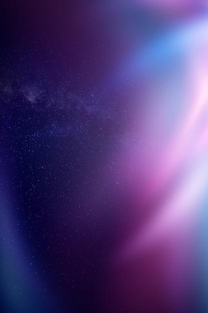 Неоновый абстрактный фон Premium Фотографии