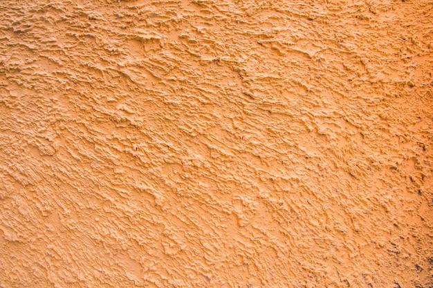 Крупный план поверхности цементной стены, текстура обоев цвет фона Premium Фотографии