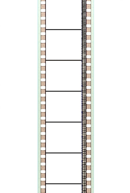 Film Strip: A Movie Film Strip Photo