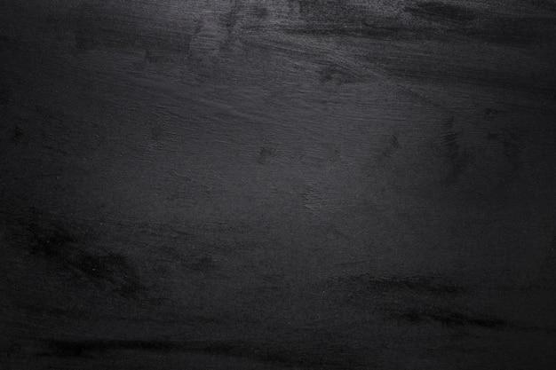 抽象的で素朴な黒い表面 Premium写真