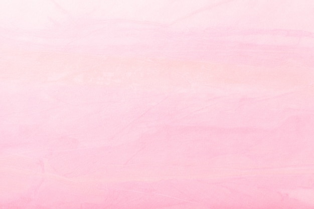 Abstract art background light pink color. multicolor painting on canvas. Premium Photo